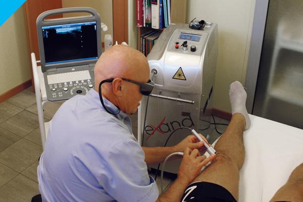 Laserterapia ad alta potenza (EXAND)